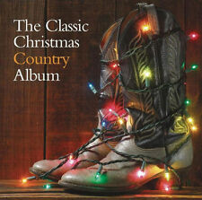CLASSIC COUNTRY CHRISTMAS - CD - Sealed