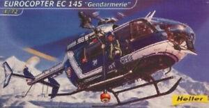 Heller 80378 Model Police Helicopter Eurocopter EC 145 Gendarmerie