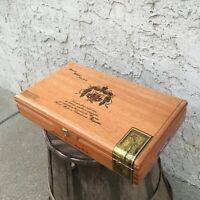 Arturo Fuente Anejo No. 50 Empty Wooden Cigar Box 12x7x2