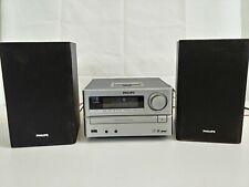 Philips DCB2020 CD DAB iPod Micro System  F17