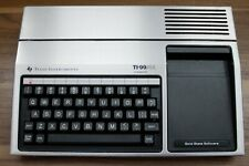 Working Texas Instruments TI-99/4a Home Computer - LOW Starting Bid!