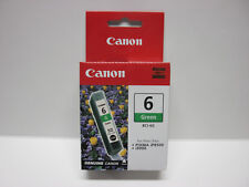 Genuine Canon BCI-6G green IP8500 i9900 i9950 ink BCI6G BCI-6 BCI6 color inkjet
