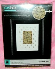 Artiste Hope Is An Anchor Cross Stitch Kit Hebrews 6:19 Christian Bible Verse