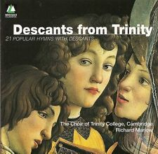 Descants From Trinity: 21 Popular Hymns with Descants-Clare College Choir, SALE!