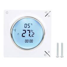 LCD Digital Thermostat Raumthermostat Wandheizung NTC Fußbodenheizung