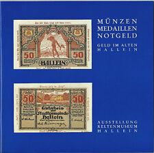 MAGMA Salzburger Münzgeschichte, Antike,Mittelalter,Neuzeit Kelten Notgeld