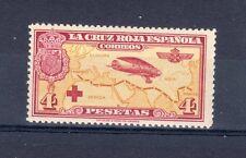 Spain 1926 Red Cross 4p LMM