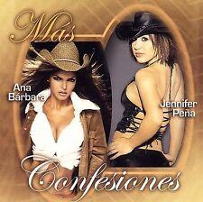 NEW - Mas Confesiones by Barbara, Ana; Pena, Jennifer