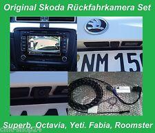 Original Skoda RFK Rückfahrkamera Columbus Yeti Fabia Roomster Praktik Kamera