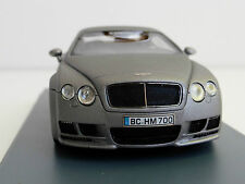Bentley Hamann Imperator 1/43 Neo Scale Models Neo 45700 Continental Gt Grey