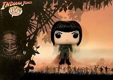 Indiana Jones™ IRINA SPALKO (Soviet Union) POP VINYL Very Rare FUNKO FIGURE