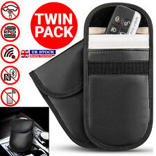 Radiation-proof Phone Blocking Bag Pouch Signal Blocker Case Cage Car Key jlh