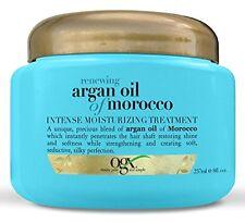 6 Pack Organix Renewing Moroccan Argan Oil Intense Moisturizing Treatment 8oz Ea