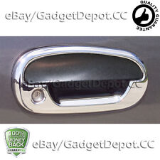 For 1997 1998 1999 2000 2001 2002 2003 Ford F150 Chrome Door Handle Bowls