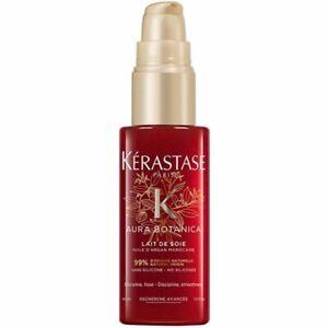 KERASTASE Aura Botanica Lait De Soie - Smoothing Milk- NEW - 99% Natural