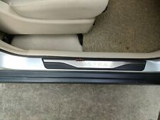 For Holden astra Accessories 2014 2019 Stainless Steel Door Sill Protector Scuff