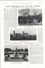 1903 Soldiers Swimming Baths At Aldershot Osborne House Convalescent Gift