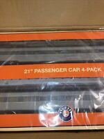 """Lionel Southern Pacific Lark 21"""" 4 Car Set #2027520"""