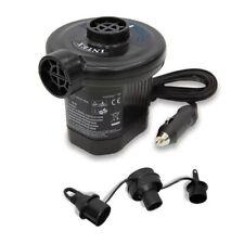 Pompa elettrica 12 volt portatile per accendisigari Intex 66626 campeggio Rotex