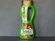SAVILE 1 SHAMPOOS WITH ARGAN OIL FOR SMOOTH & SHINE/ACEITE DE ARGAN 750 ML