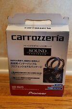 Pioneer Carrozzeria UD-K613 17cm Metal Car Speaker Baffle ~JDM Import~Honda BMW