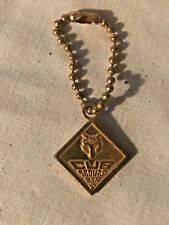 Vintage CUB SCOUTS Boy Scouts of America BSA Wolf I Promise Pendant Charm Medal