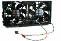 New Dell Precision T3500 T5500 Dual Front Fan Assembly HW856 0HW856