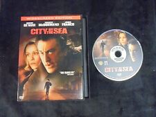 """USED DVD Movies """"City By The Sea""""   (G)"""