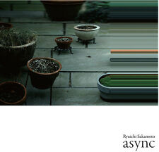 Async - Ryuichi Sakamoto (2017, CD NEU)