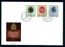 Liechtenstein 1969 Coats of arms FDC. Mi. 514.