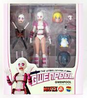 Medicom MAFEX 071 Marvel Gwenpool Action Figure