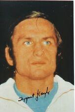 Zygmut Maszczyk  Polen WM 1974  Fußball 20x30 cm Foto original signiert 410768