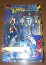 "X-Men Robot Fighters STORM variant (short hair) 5"" Action Figure Marvel TOY BIZ"