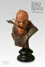 Sideshow Weta Lord Of The Rings Wounded Orc Bust Lotr Sold Out Rare #0439/1500