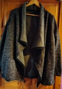 Next Waterfall Fleece Jacket Size 16