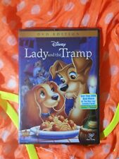 Lady and the Tramp (DVD, 2012)