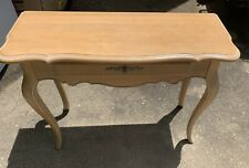 Entry Table ~ Hall Table ~ Sofa Table ~ Country French Table by Ethan Allen