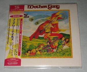 Gilli Smyth (Mother Gong) - Fairy Tales (1979) / JAPAN MINI LP SHM-CD NEW Planet