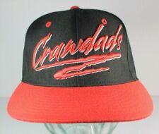 Bimm Ridder Hickory Crawdads Snapback Hat Cap North Carolina MiLB Baseball OSFA