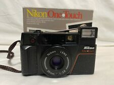Nikon One Touch L35 Af2 Point & Shoot Camera w/35mm F2.8 Nikon Lens