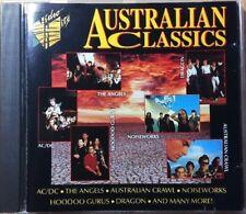 "V/A ""Video Hits Australian Classics"" Rare 1991 20Trk Aus. CD *AC/DC *The Angels"