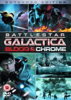 Battlestar Galactica: Blood and Chrome DVD (2016) Luke Pasqualino, Pate (DIR)
