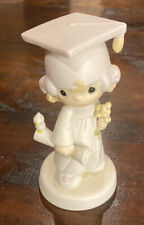New ListingPrecious Moments The Lord Bless You And Keep You Figurine 1980 E-4721 Graduation