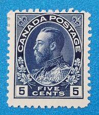 Canada stamp Scott #111 MLH, good original gum, beautiful crisp color. Nice.
