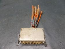 Aircraft Avionics Aviation Male Pin Connector Plug