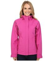NWT The North Face Women's Novelty Venture Jacket Fuschia/Pink Stipe Size XS-XL