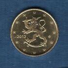 Finlande - 2012 - 50 centimes d'euro - Pièce neuve de rouleau -