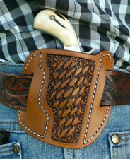 Leather Holster NAA Standard Magnum North American Arms Ruff's Brown