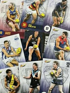 Buy More Get 20% Off - 2021 AFL Select Common Cards - Complete Your Set