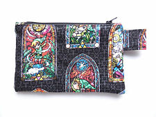 Wallet Zipper Pouch Legend of Zelda Cotton Coin Change Purse Zip Nintendo Girl
